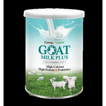 Compo Goat's Milk Powder 400g 纯羊奶粉 400g